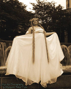 Princess Serenity -Jessie Phillips