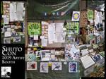 Shuto Con 2019 Artist Booth Photos