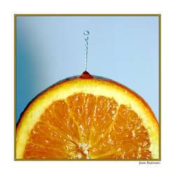 Orange Juice by MysteriousTremendum