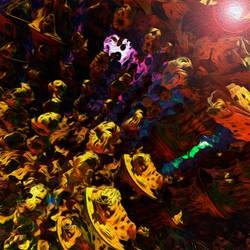 Art fractal by glaktor