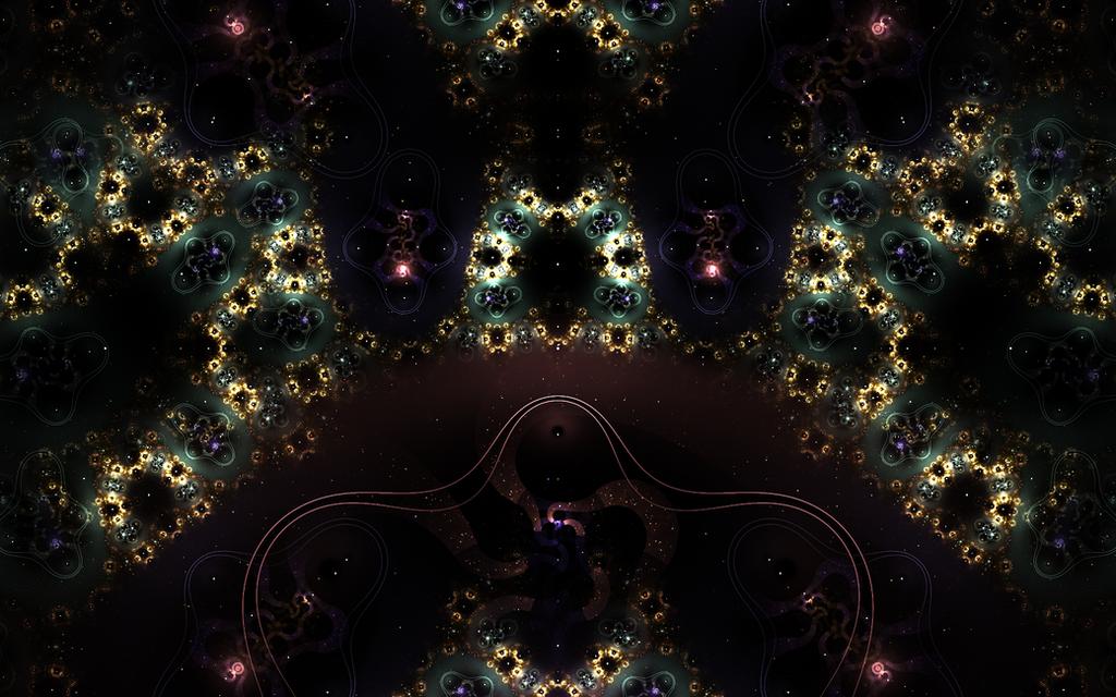 Carpet of night by glaktor