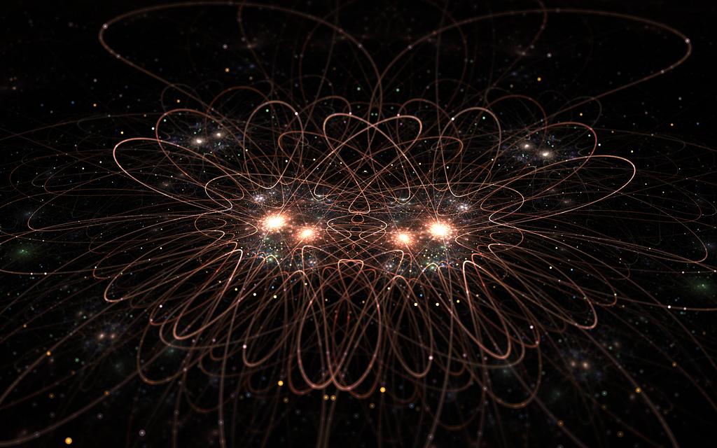 Geometry of space by glaktor