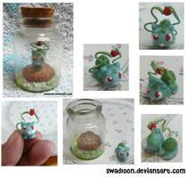 Bulbasaur In a Bottle