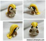 Chibi Pidgeot (shiny)