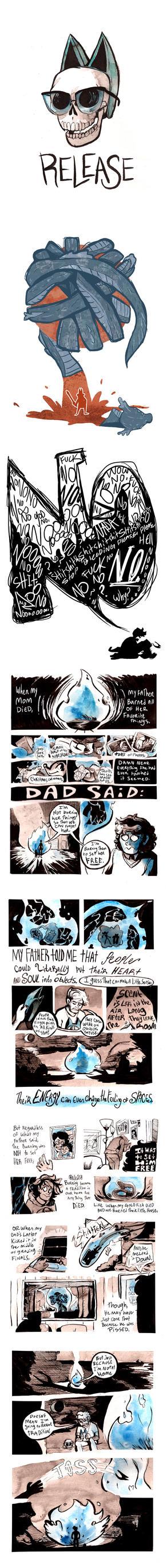 Significant Event Comic by jocosejoni