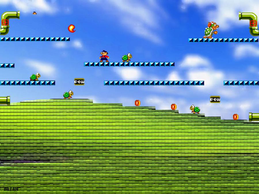 Windows Xp Wallpaper Parody II By Arian Noveir