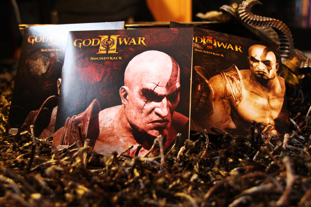 God of War III Pandora Box 12 by PhantomxLord