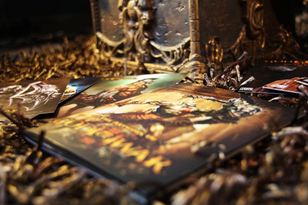 God of War III Pandora Box 14 by PhantomxLord