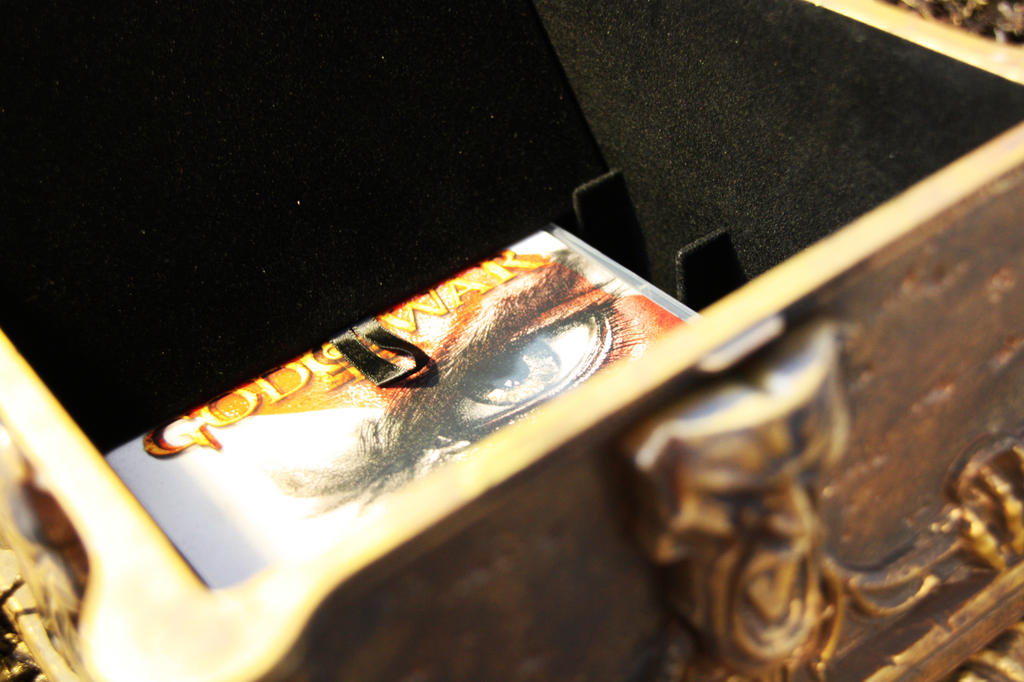 God of War III Pandora Box 15 by PhantomxLord