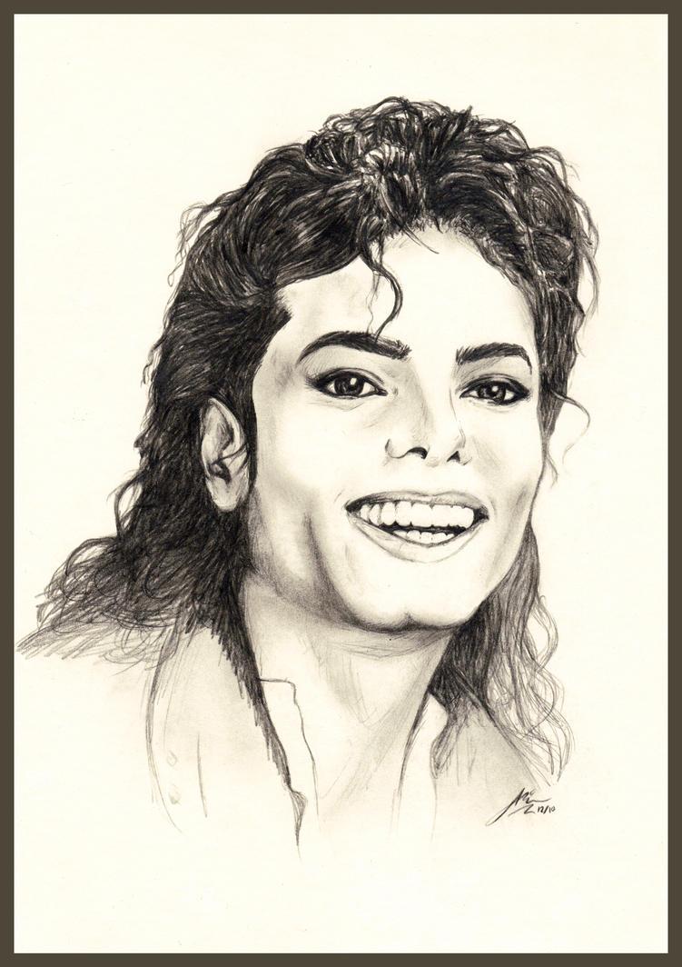 Michael Jackson by PhantomxLord