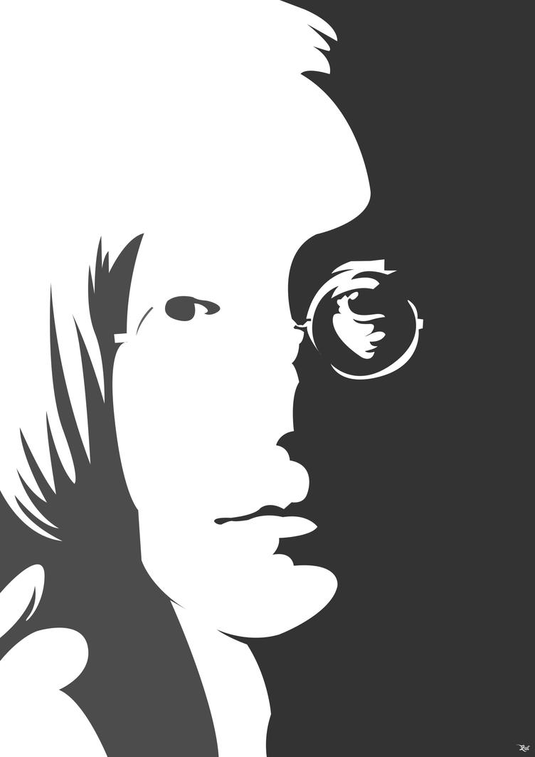 John Lennon by PhantomxLord