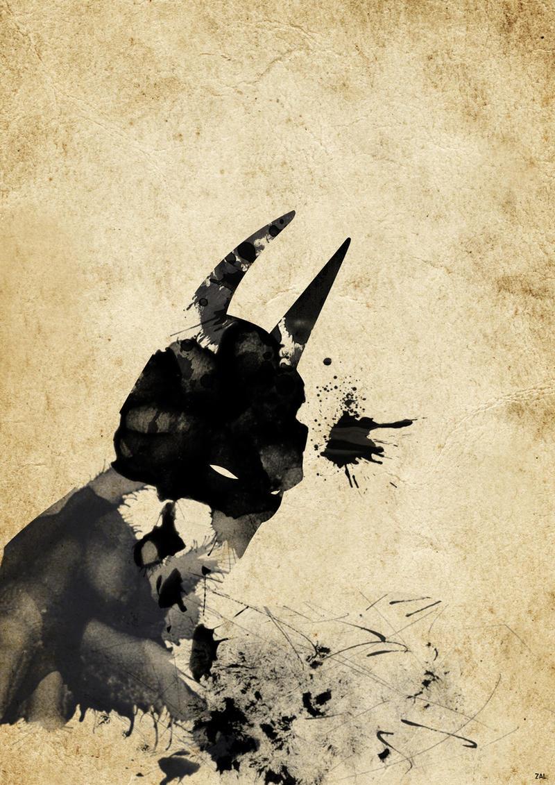 Batman by PhantomxLord