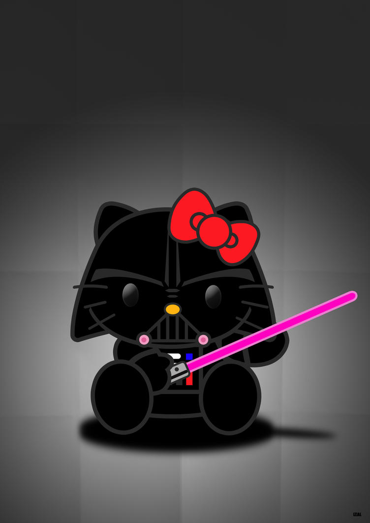 Darth Kitty by PhantomxLord