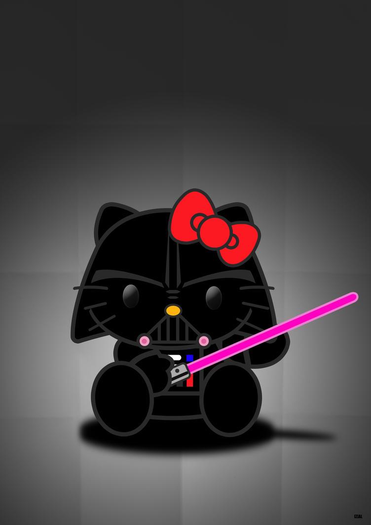 Darth Kitty by PhantomxLord