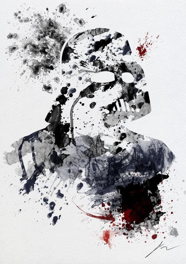 Vader by Arian-Noveir