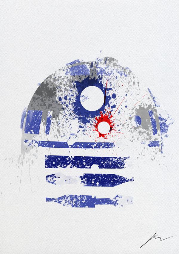 R2D2 By Arian Noveir