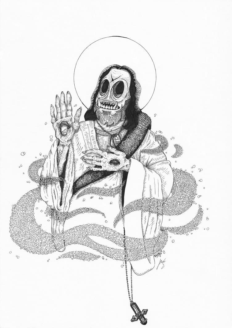 Jesus Frankenstein by PhantomxLord
