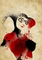 Paint Splatter Villains: Sweet Insanity
