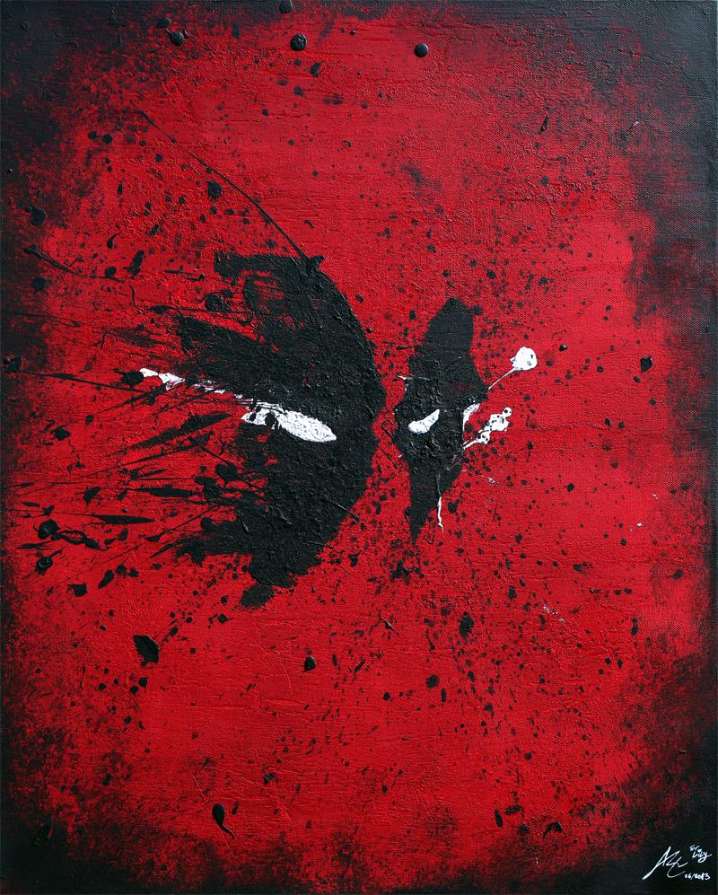 Deadpool by PhantomxLord