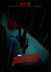 Daredevil - A Poster Posse Project by Arian-Noveir
