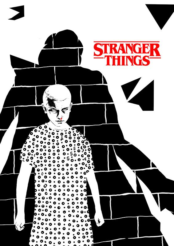 011 - my Stranger Things tribute