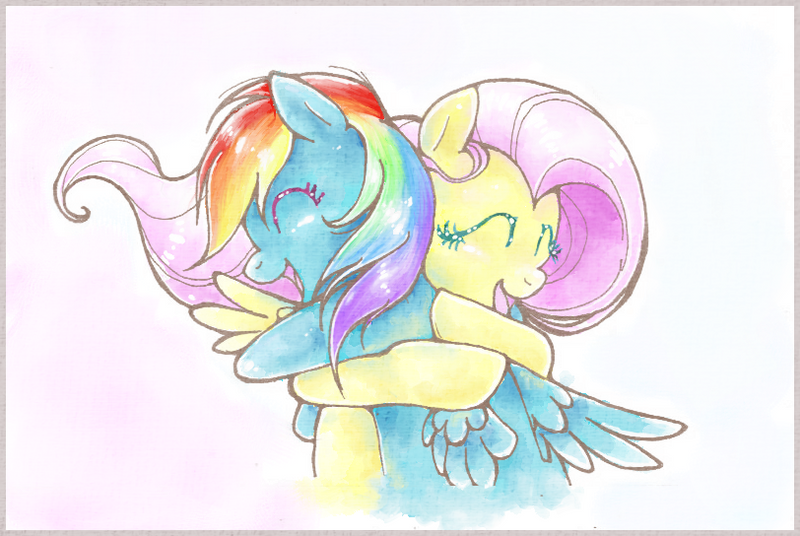 Oh Fluttershy by FlutterDashWhore