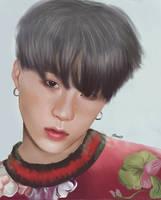 BTS Portrait by Nina55555
