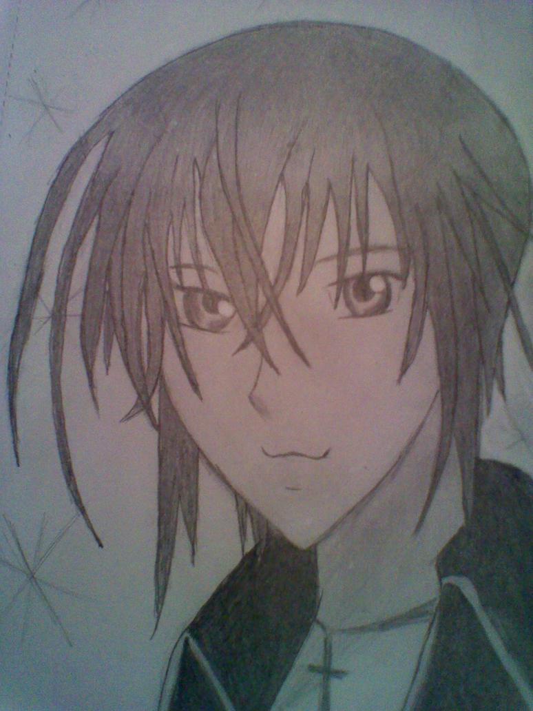 Ikuto by LunaCat12