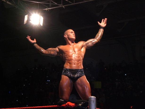 is there any pictures of randy orton naked