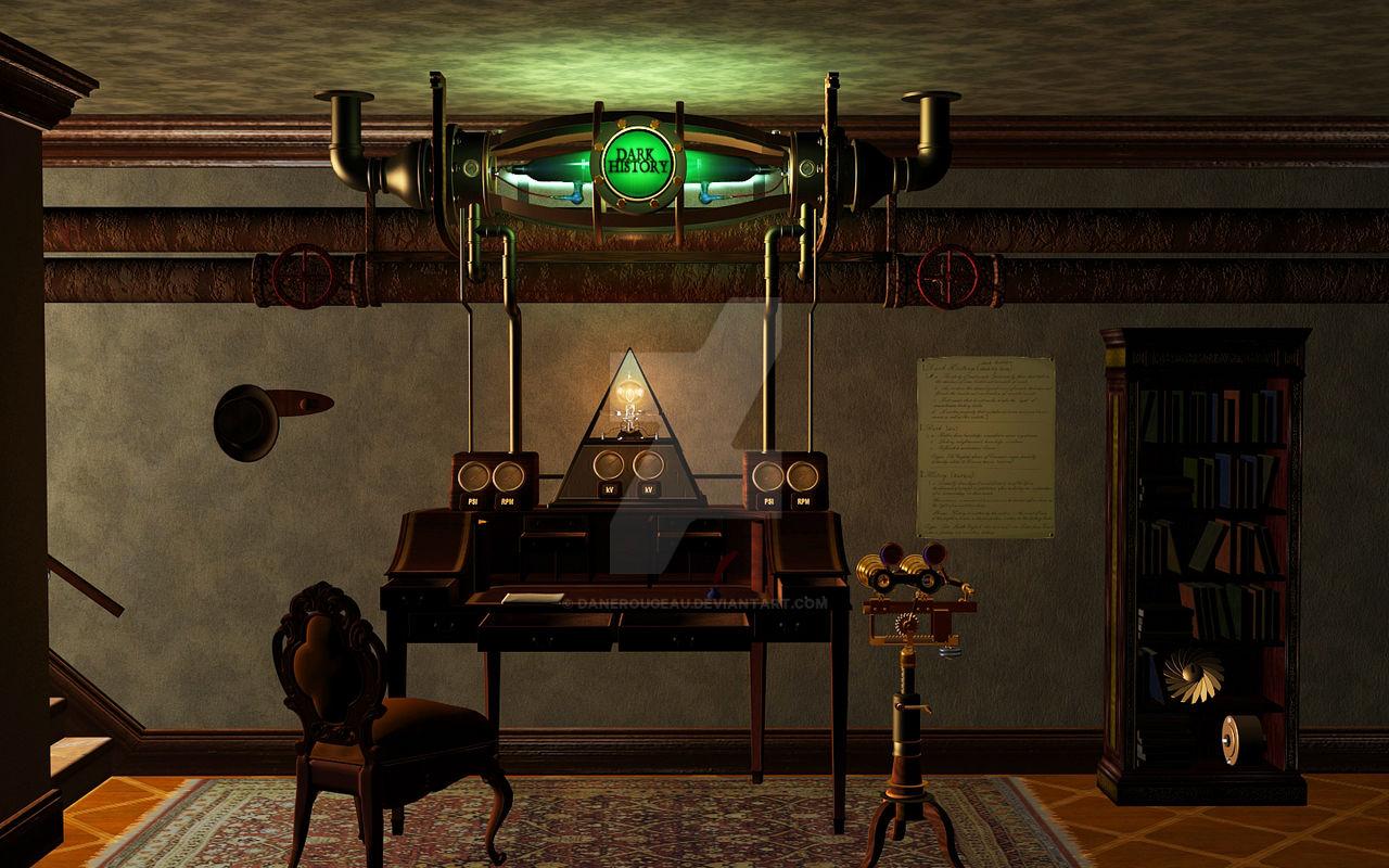 Dark-History-OUTPUT SCENE Valve Test26p GOOD
