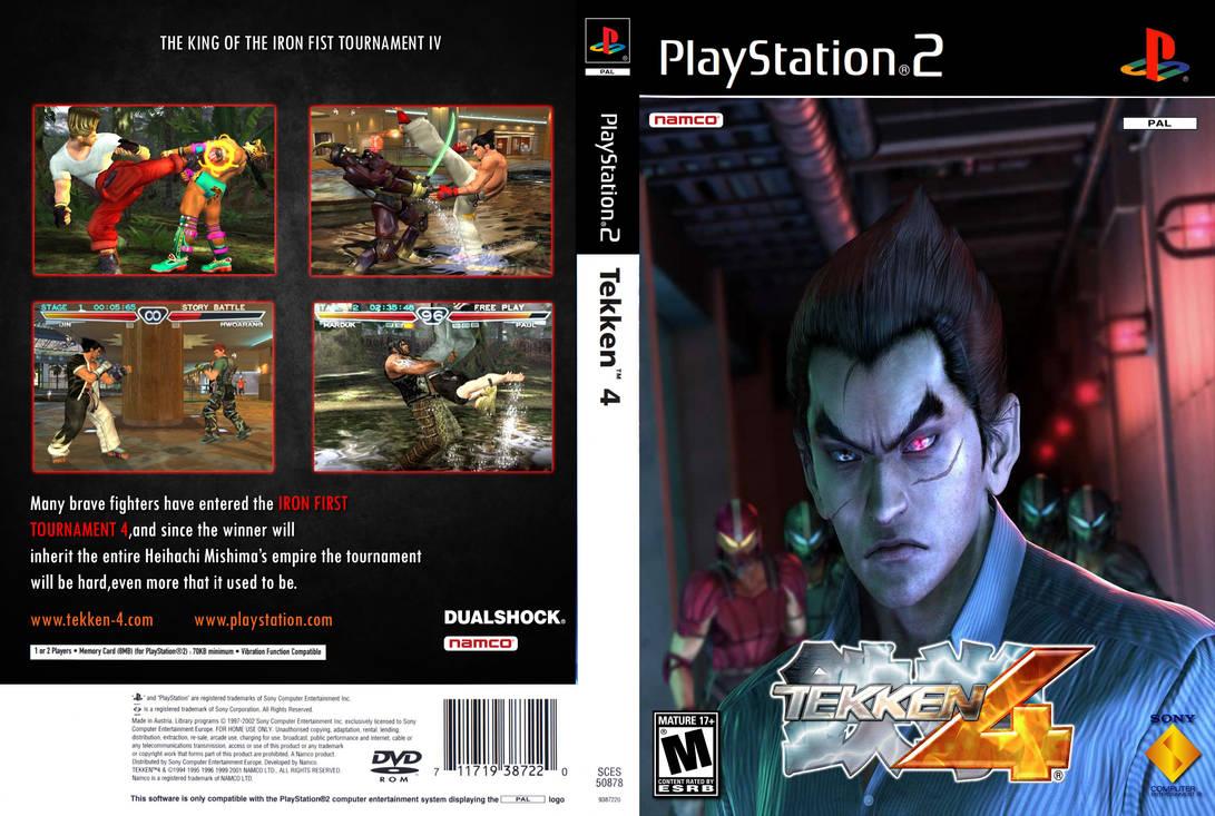 tekken 4 ps2 game download