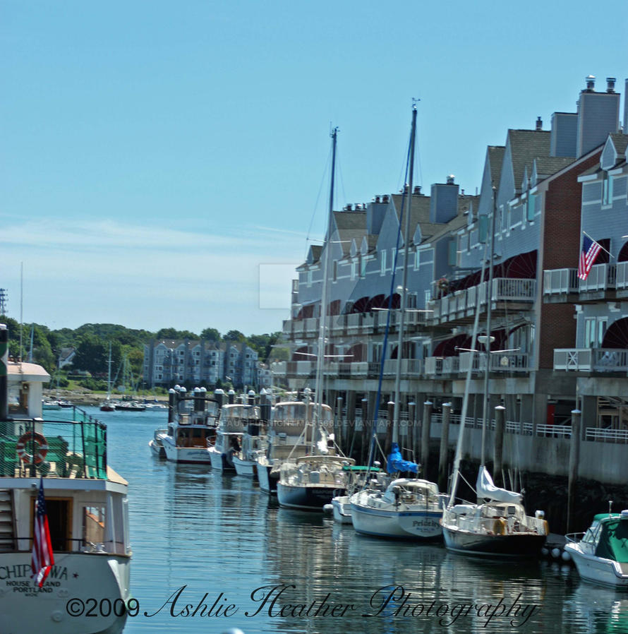 Boats freeport maine 09 by beautifulnightmare66 on deviantart for How much to build a house in maine