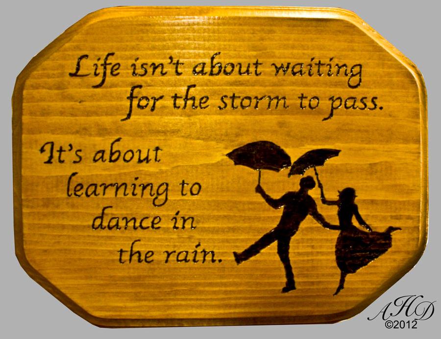 Dance In The Rain by BeautifulNightmare66