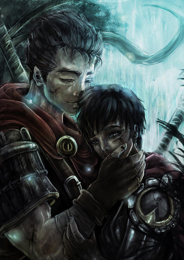 guts and casca relationship help