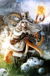 Lulu, The little Poros' keeper