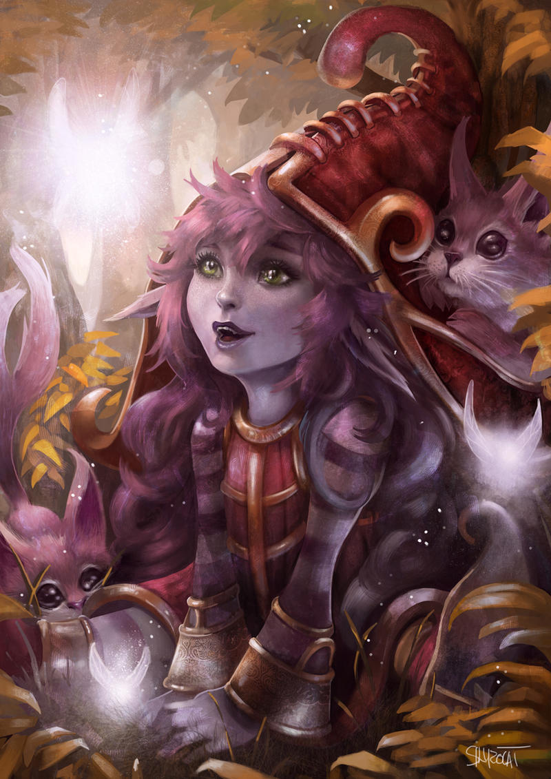 Galeria de Arte: Ficção & Fantasia 1 - Página 6 Yep__that_tasted_purple__by_skyzocat-d7slunh