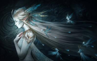 Fairy Queen - Cover Art