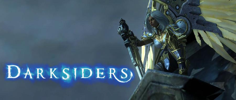Darksiders Uriel Wallp...