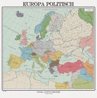 Mitteleuropa-The New European Order by WewLad11