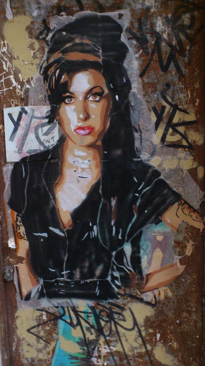 Amy Winehouse by FoGone