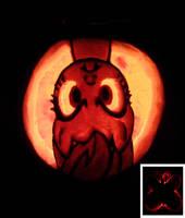 Halloween 2014 - Flutterbat by leadfoot9
