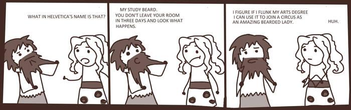 Study Beard
