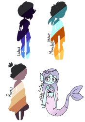 Theme and Palette Batch 9 - [Mystery] by PirateEnderFox