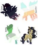 Theme and Palette Batch 21 - [Mystery] by PirateEnderFox
