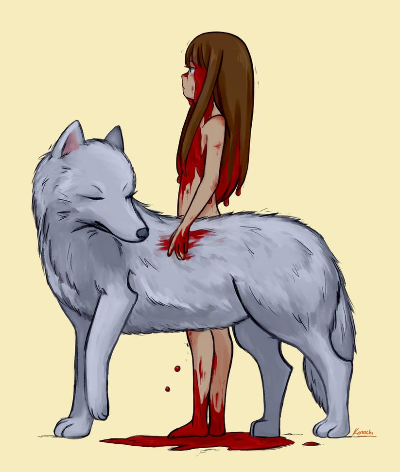 The Most Dangerous Animal by KENZICHII