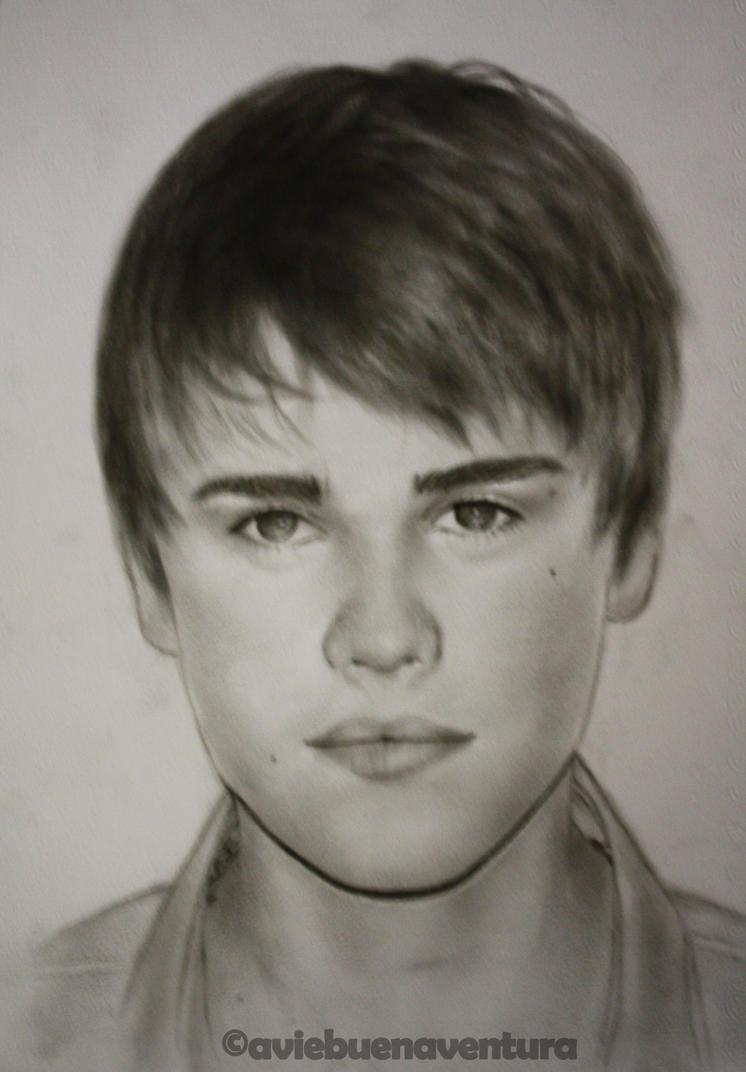 Justin Bieber by imnotjustakid