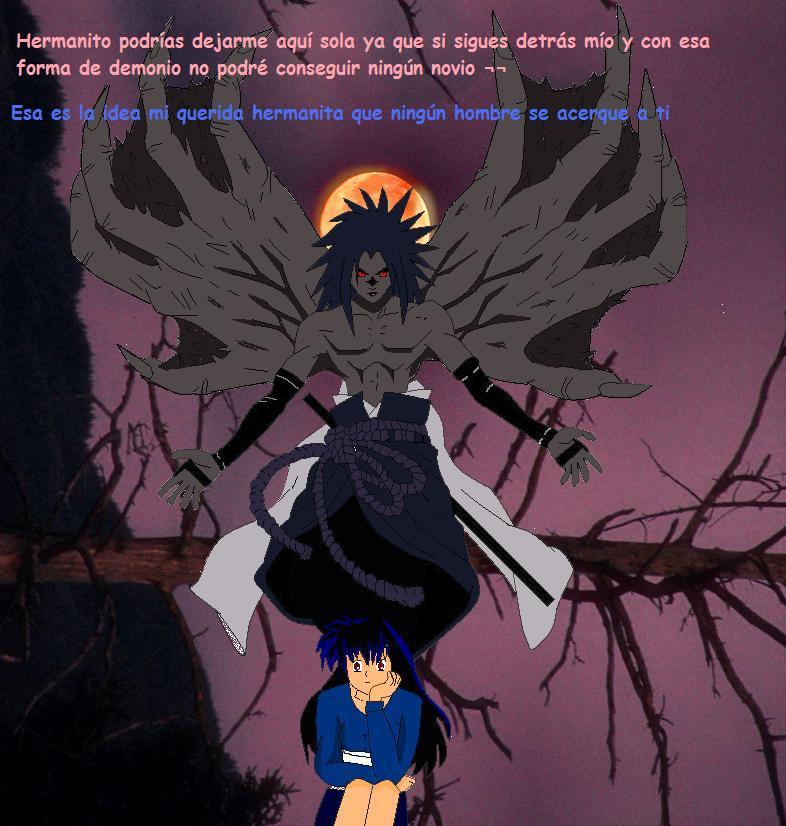 El plan de sasuke uchiha by sasukechile16 on deviantart - Demon de sasuke ...