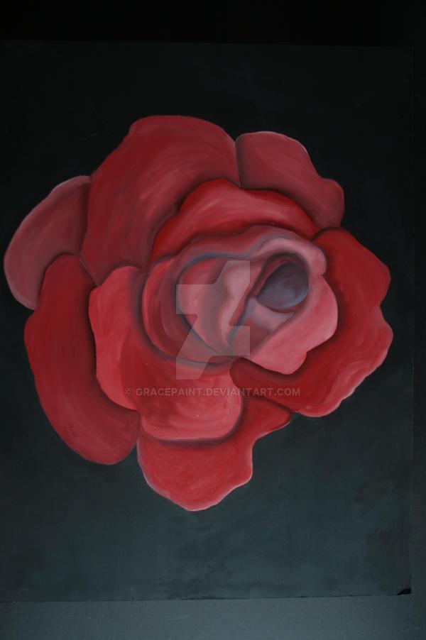 Rosa Purpura by gracepaint