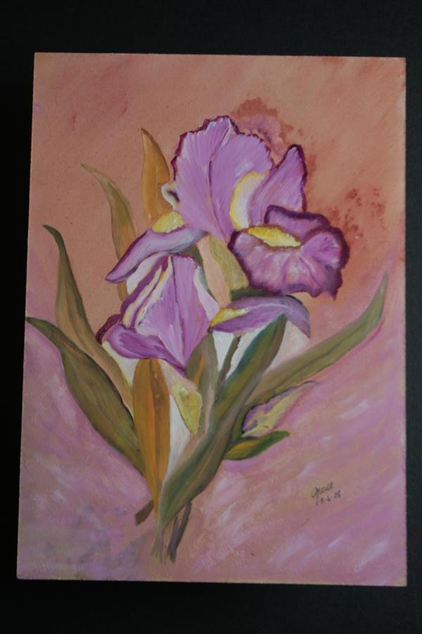 Flores by gracepaint