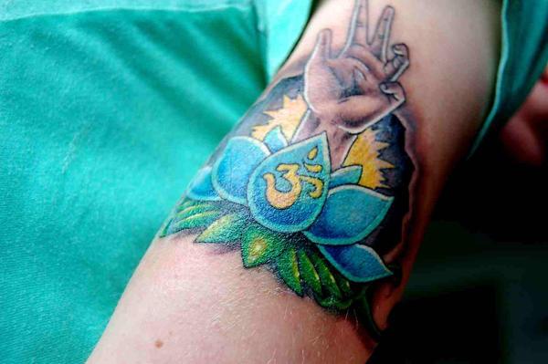 Brandon Boyd Inspired Tattoo By Samgodspeed86 On Deviantart
